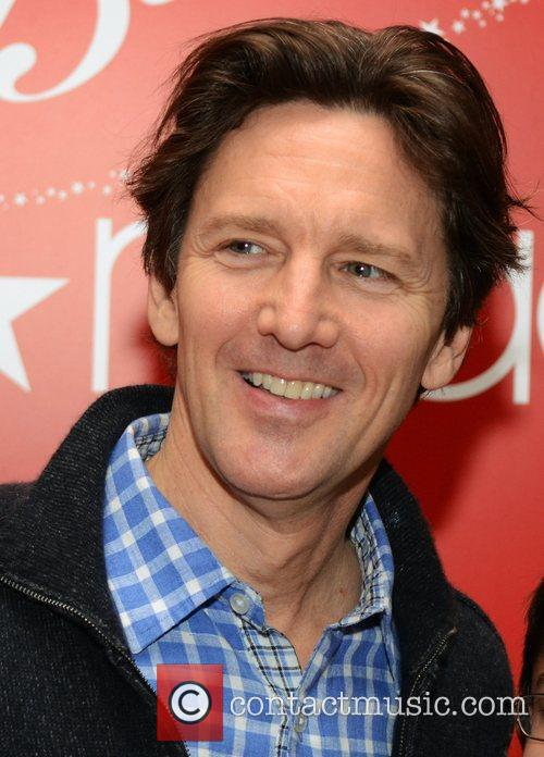 Andrew McCarthy Macy's Philadelphia hosts The Annual Holiday...