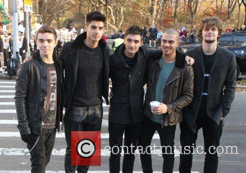 Nathan Sykes, Siva Kaneswaran, Tom Parker, Max George, Jay Mcguiness and The Wanted 2
