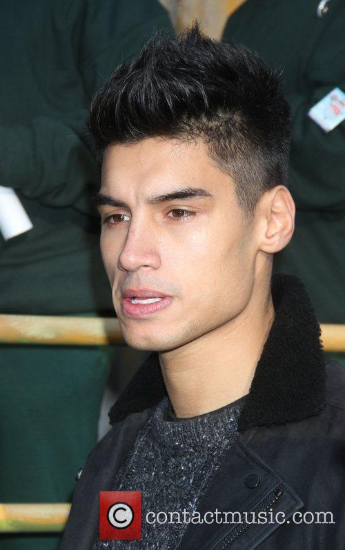 Siva Kaneswaran and The Wanted 3