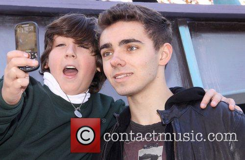 Nathan Sykes, The Wanted, Annual Macy's Thanksgiving Day and Parade New York City 5