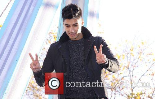 Siva Kaneswaran, The Wanted, Annual Macy's Thanksgiving Day and Parade New York City 6