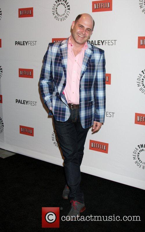 Matthew Weiner 'Mad Men' event at PaleyFest 2012...