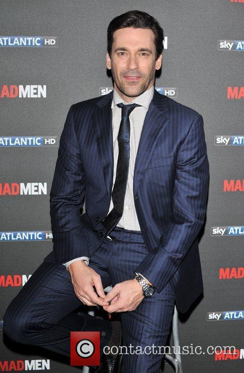 Photocall to promote the fifth season of Mad...