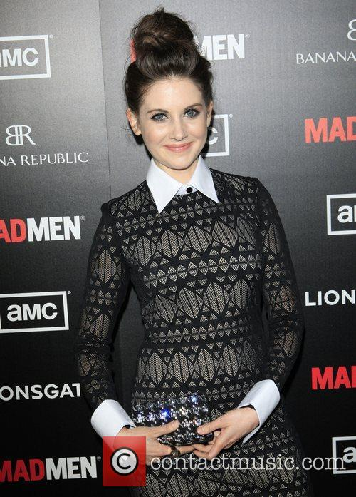 Alison Brie Mad Men