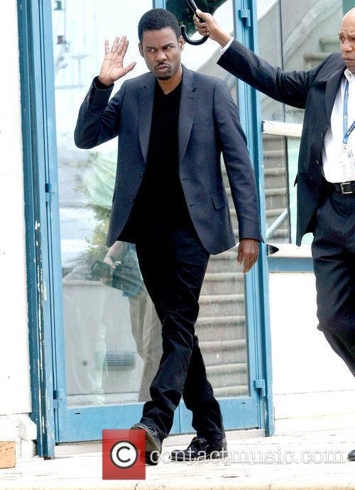 Chris Rock and Cannes Film Festival 9