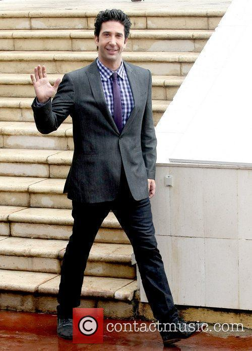 David Schwimmer and Cannes Film Festival 4