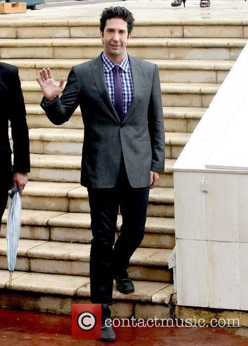 David Schwimmer and Cannes Film Festival 6