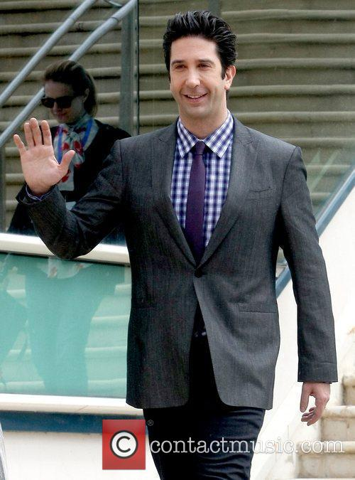 David Schwimmer and Cannes Film Festival 8