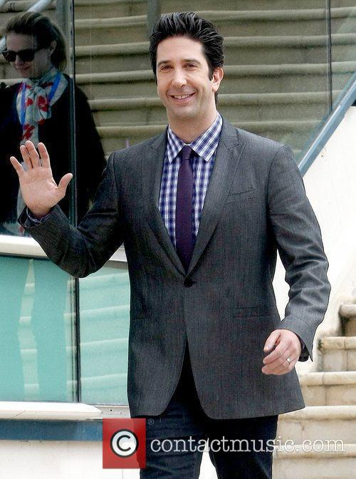 David Schwimmer and Cannes Film Festival 9