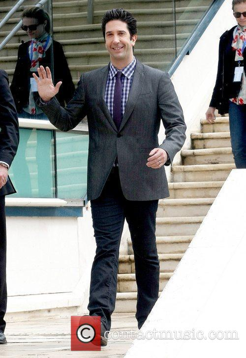David Schwimmer and Cannes Film Festival 10