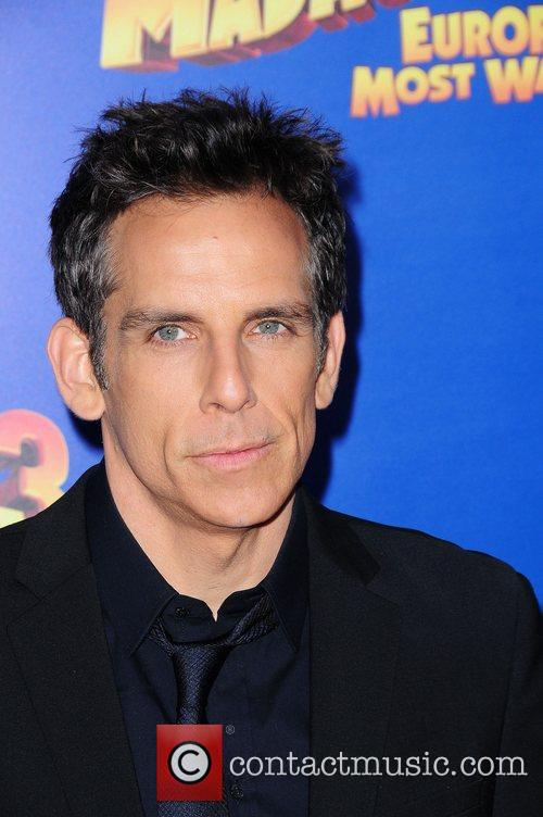 Ben Stiller,  New York Premiere of Dreamworks...