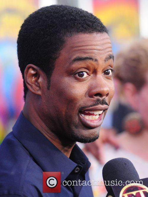 Chris Rock,  New York Premiere of Dreamworks...