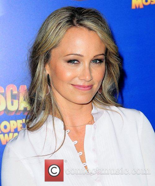 Christine Taylor,  New York Premiere of Dreamworks...
