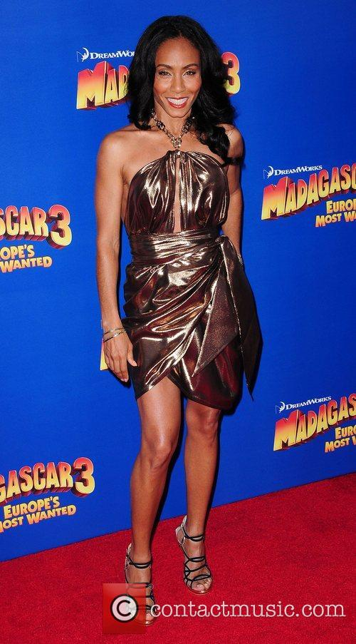 Jada Pinkett-Smith,  New York Premiere of Dreamworks...