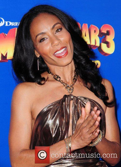 Jada Pinkett-smith and Ziegfeld Theatre 1