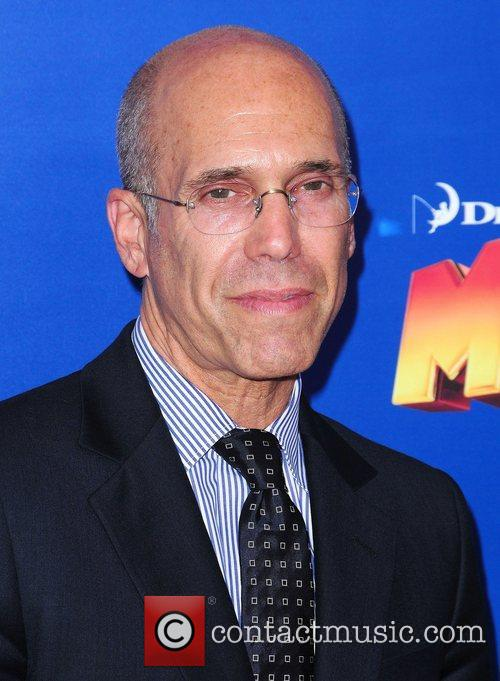 Jeffrey Katzenberg,  New York Premiere of Dreamworks...