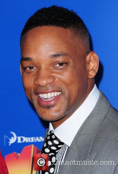 Will Smith,  New York Premiere of Dreamworks...