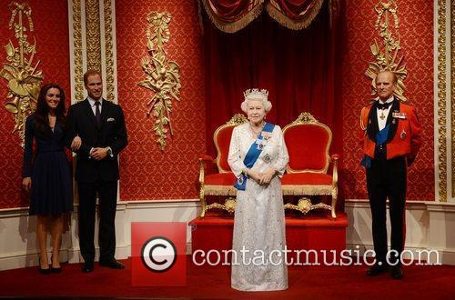 Kate Middleton, Prince Philip, Prince William and Queen Elizabeth Ii 2