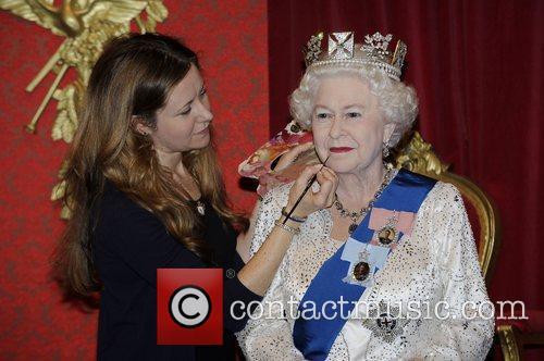 Madame Tussauds and Queen Elizabeth Ii 2