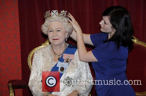 Madame Tussauds and Queen Elizabeth Ii 3