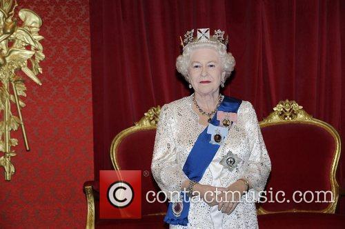 Madame Tussauds and Queen Elizabeth Ii 11