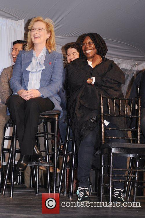 Meryl Streep and Whoopi Goldberg 10