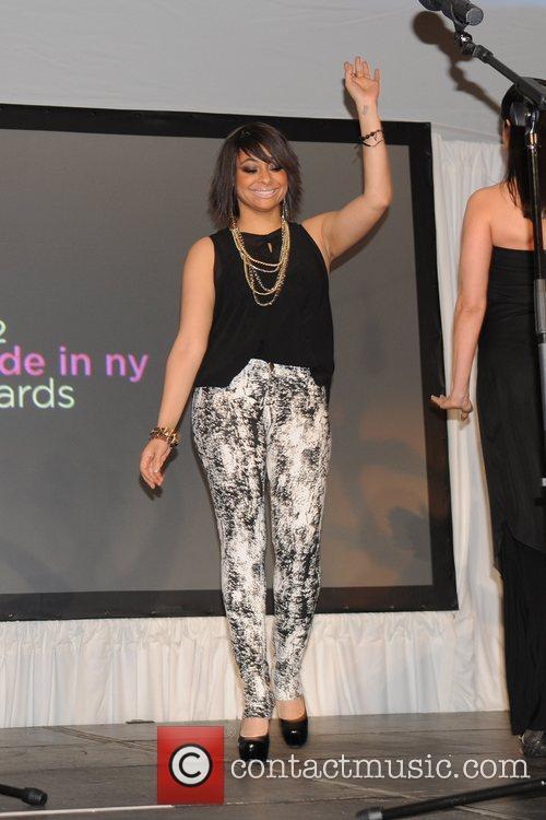 Raven Symone, 2012 Made in NY Awards