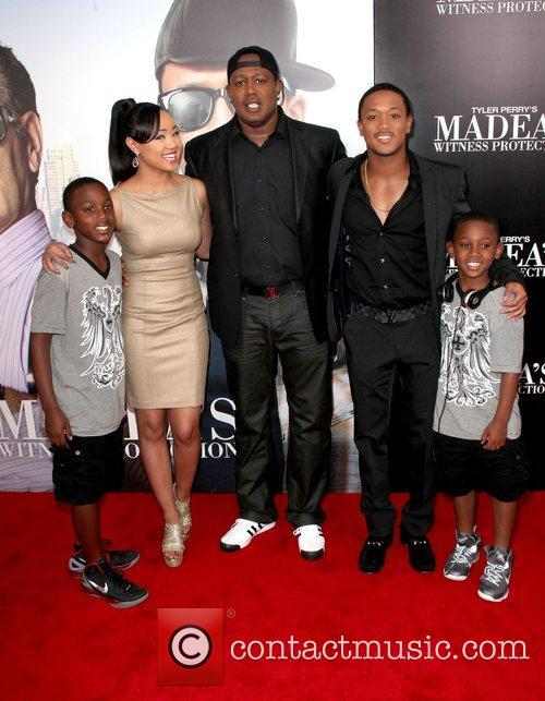 Master P and Romeo Miller 1