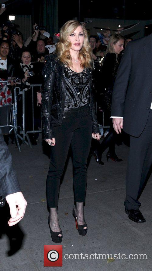 Madonna the Cinema Society & Piaget screening of...