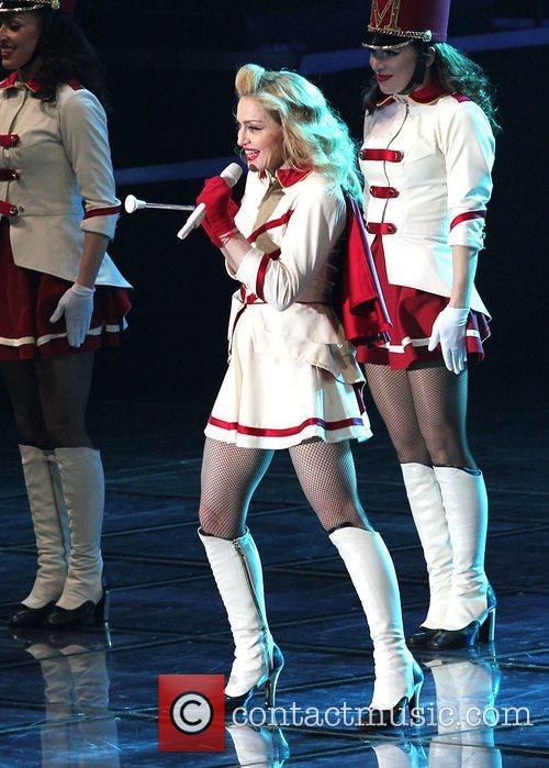 Madonna, Tour and Madison Square Garden 19
