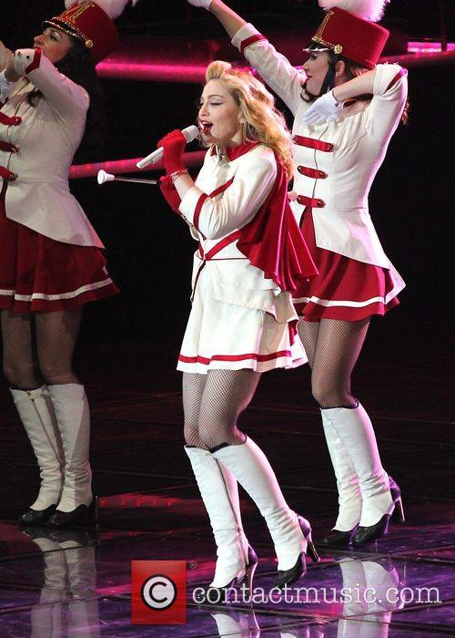 Madonna, Tour and Madison Square Garden 8