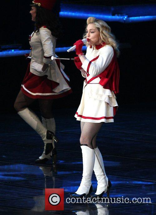 Madonna, Tour and Madison Square Garden 16