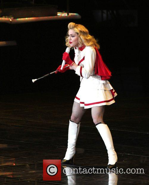 Madonna, Tour and Madison Square Garden 43