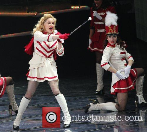Madonna, Tour and Madison Square Garden 24