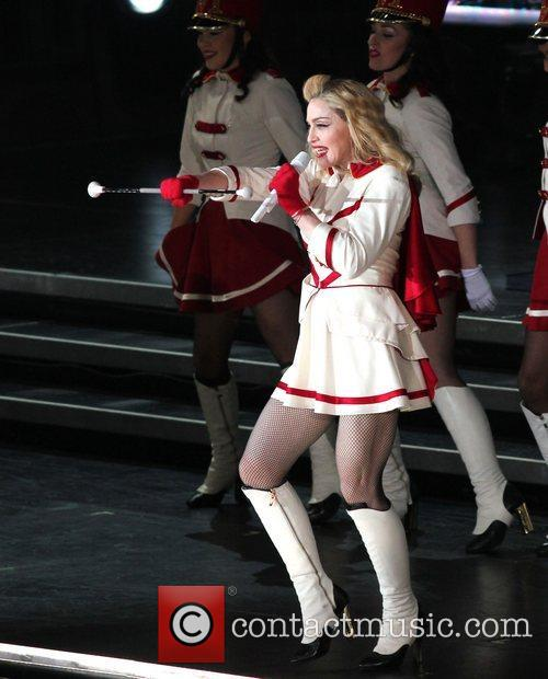 Madonna, Tour and Madison Square Garden 22