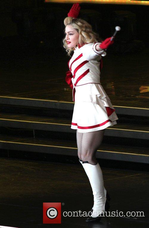Madonna, Tour and Madison Square Garden 32
