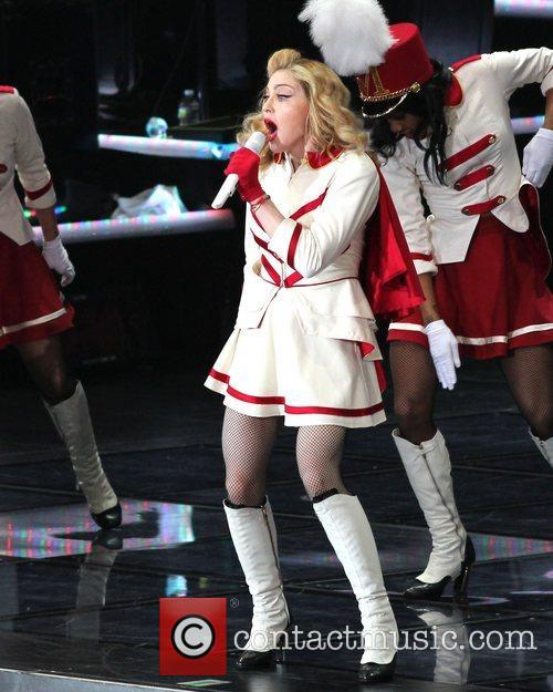 Madonna, Tour and Madison Square Garden 46