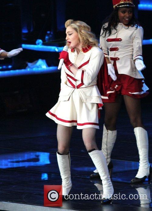 Madonna, Tour and Madison Square Garden 14