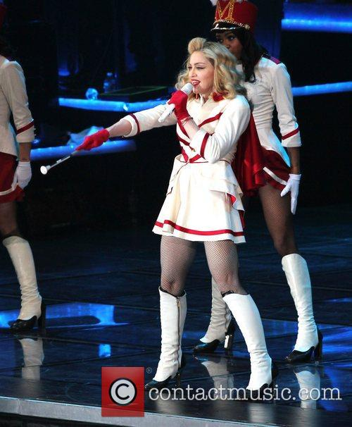 Madonna, Tour and Madison Square Garden 21
