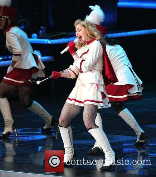 Madonna, Tour and Madison Square Garden 38