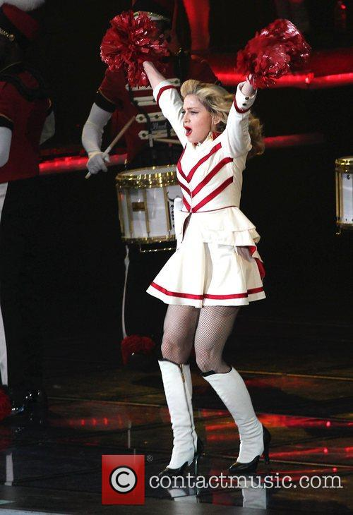 Madonna, Tour and Madison Square Garden 41