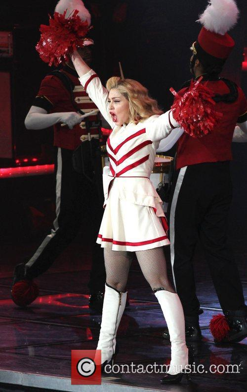 Madonna, Tour and Madison Square Garden 28