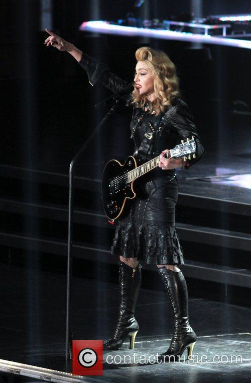 Madonna, Tour and Madison Square Garden 34