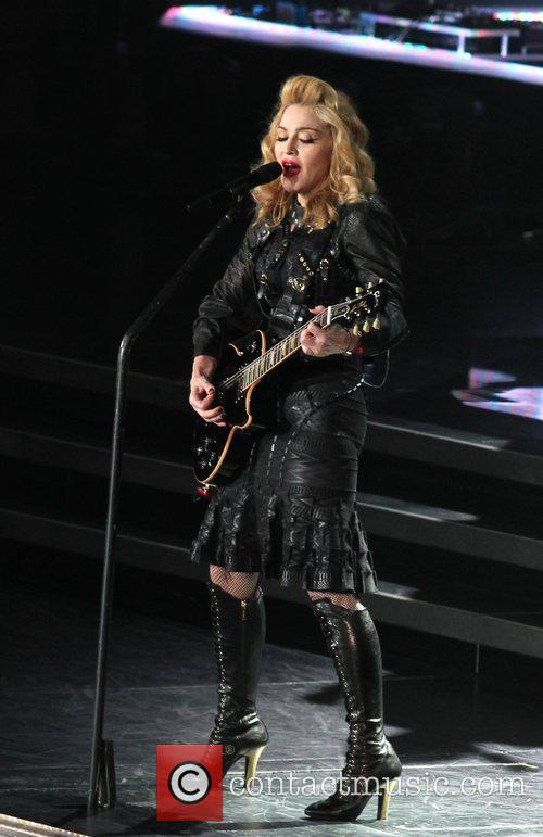 Madonna, Tour and Madison Square Garden 35
