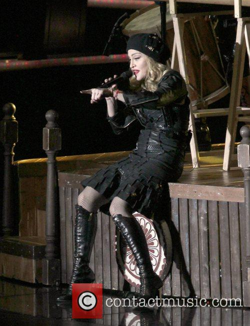 Madonna, Tour and Madison Square Garden 17