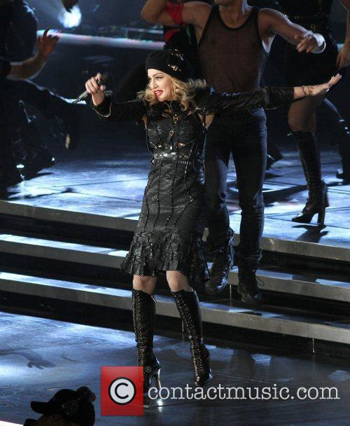 Madonna, Tour and Madison Square Garden 12