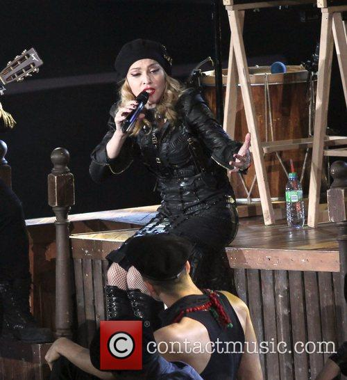 Madonna, Tour and Madison Square Garden 50