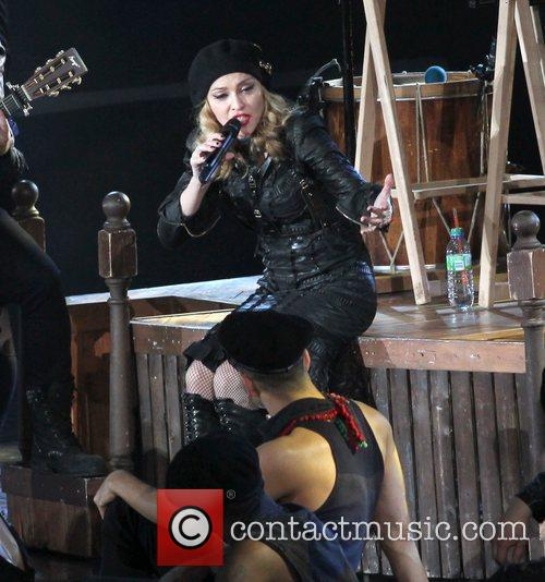 Madonna, Tour and Madison Square Garden 2