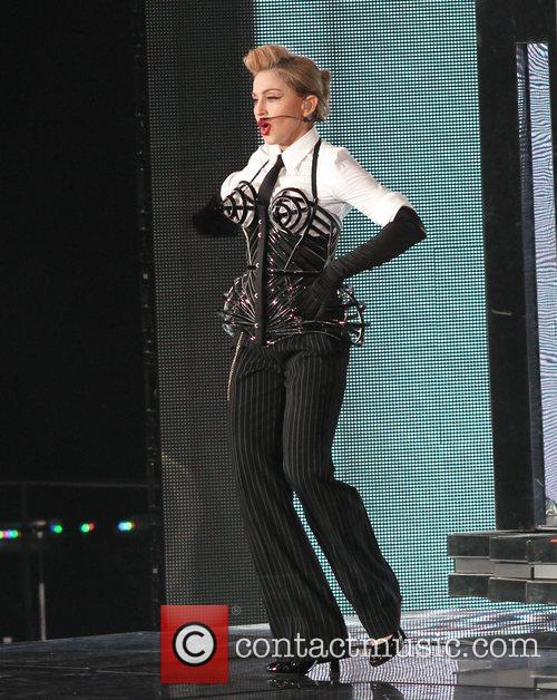 Madonna, Tour and Madison Square Garden 3