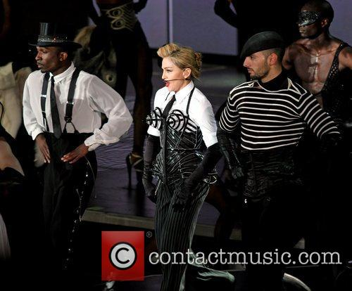 Madonna, Tour and Madison Square Garden 42